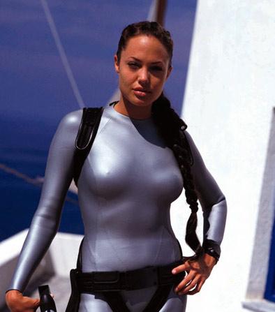La Operación Cuerpo de Angelina Jolie