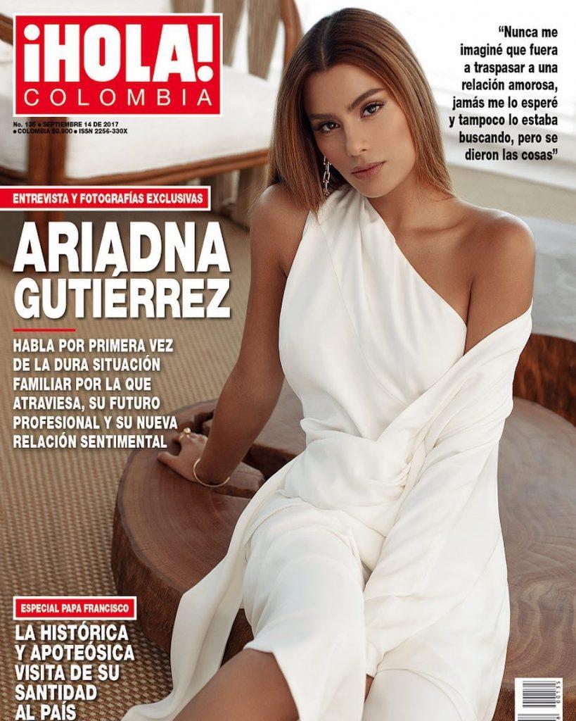 Ariadna Gutierrez Nariz
