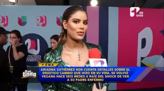 Cirugías de Ariadna Gutierrez