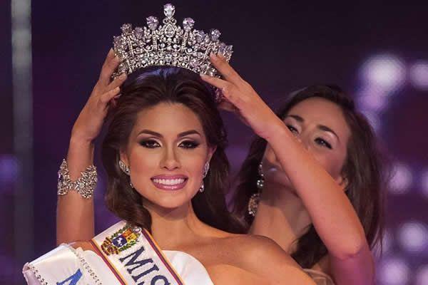 Gabriela Isler Miss Venezuela