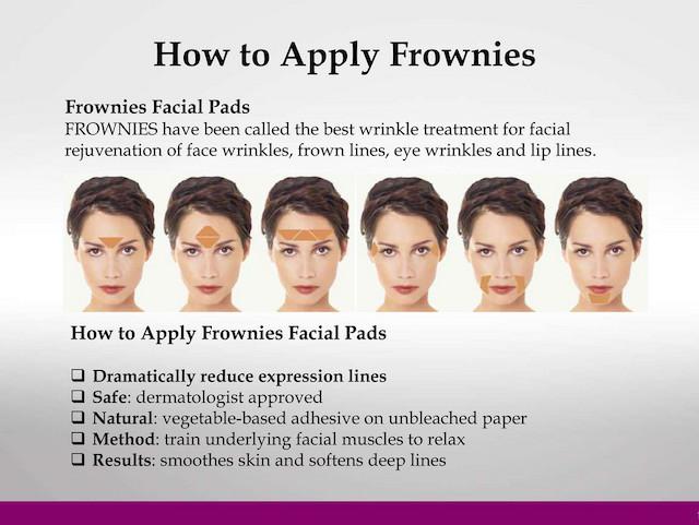 Como Usar Frownies