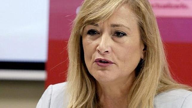 Cristina Cifuentes Retoques