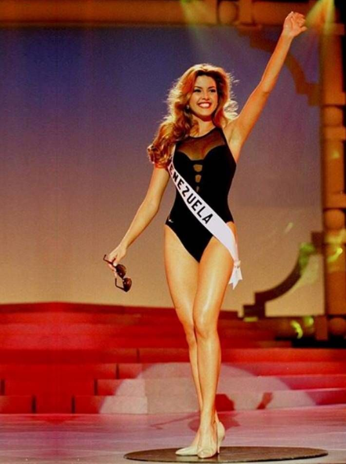 Alicia Machado, Miss Universo 1996