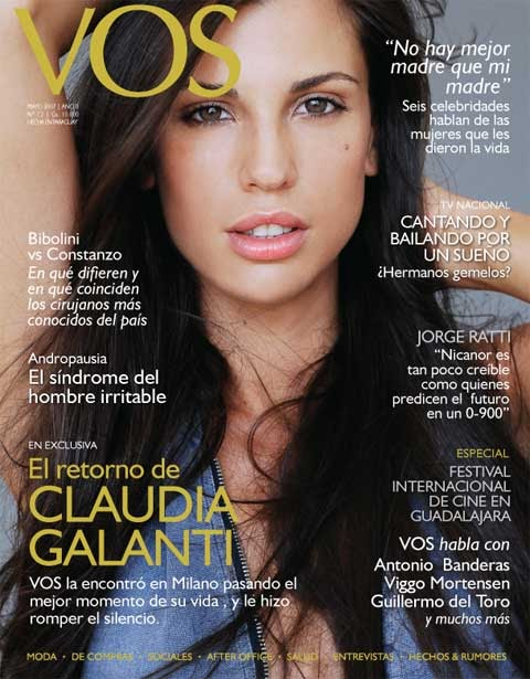Claudia Galanti Paraguay