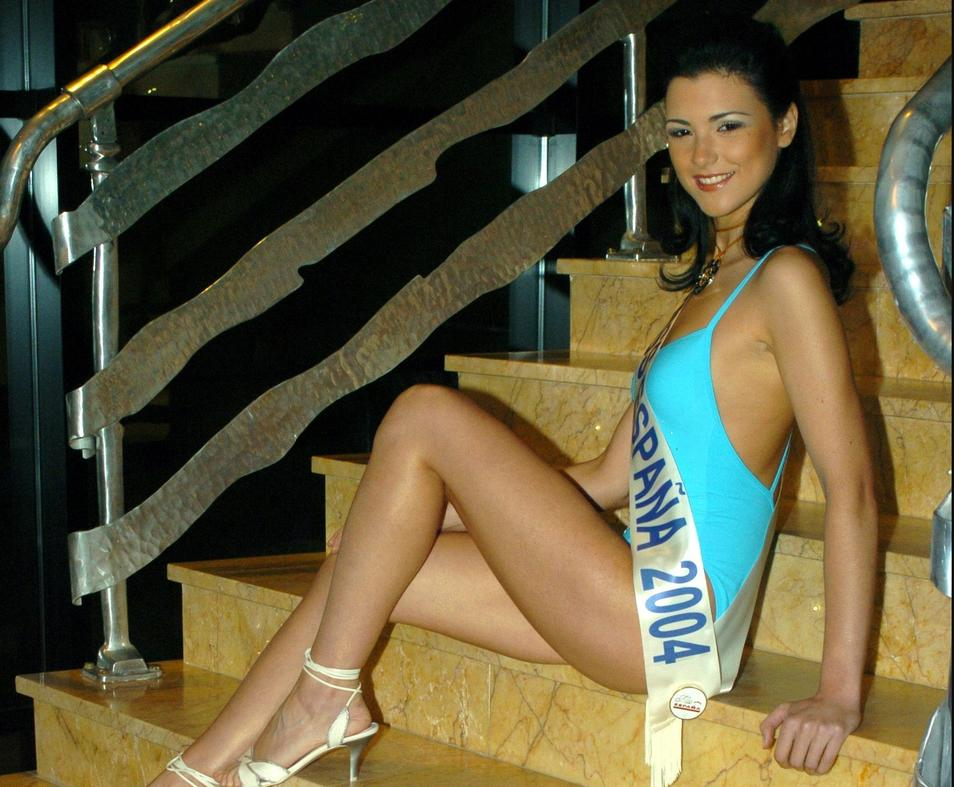 María Jesús Ruiz Miss España
