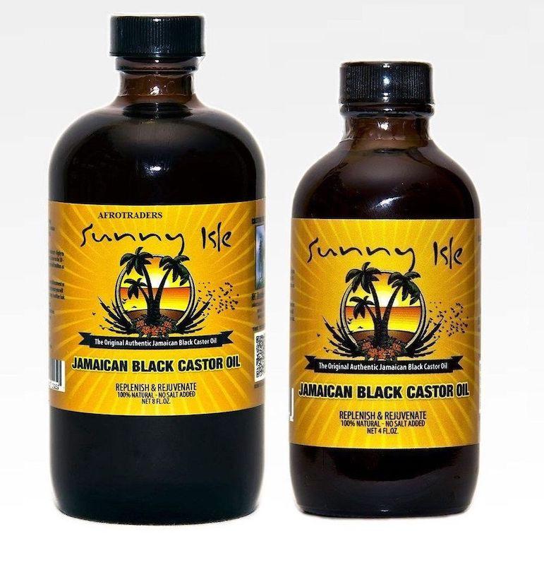 Aceite de Castor Para Hidratar las Pestañas