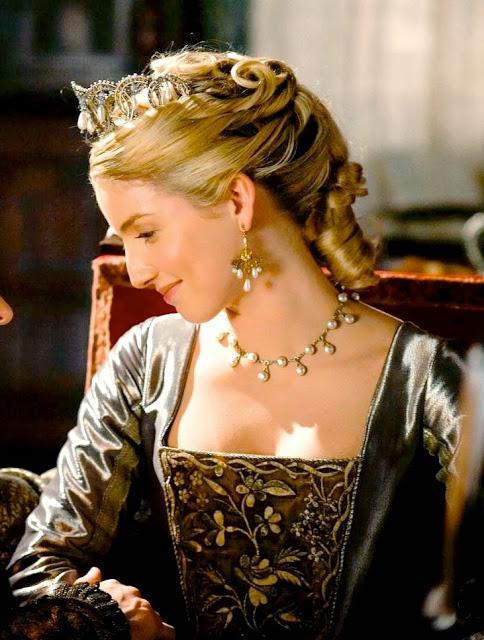 Annabelle Wallis los Tudor