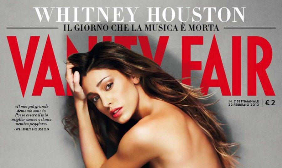 Vanity Fair Belen Rodriguez