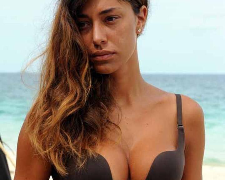 Belen Rodriguez en Italia