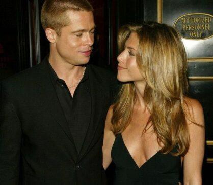 La Historia de Brad y Jennifer