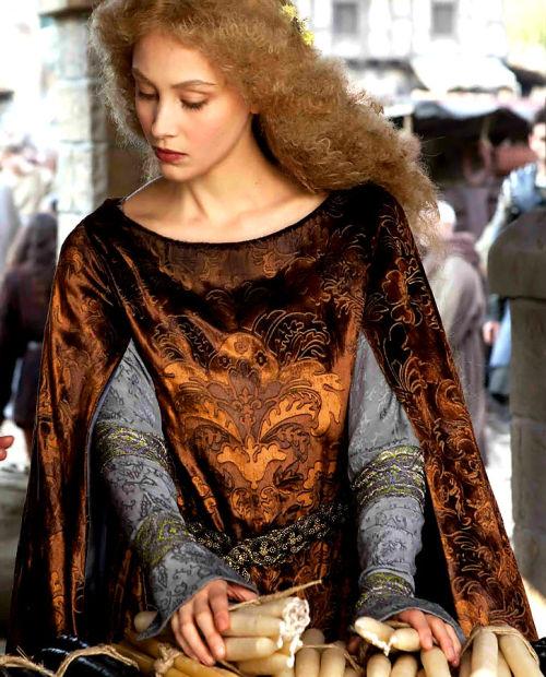 El Cabello de la Mujer Medieval