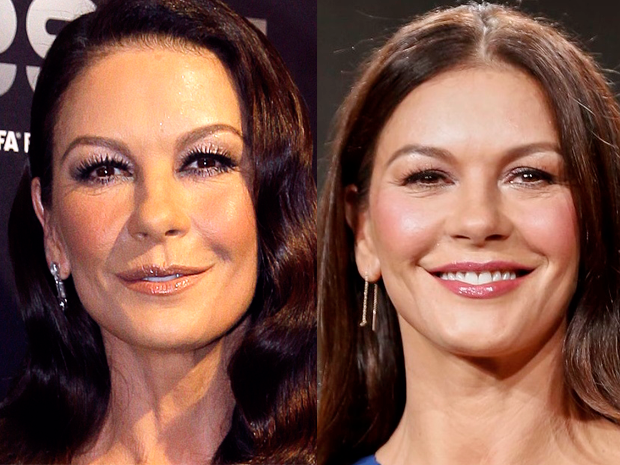 Catherine Zeta-Jones Rellenos
