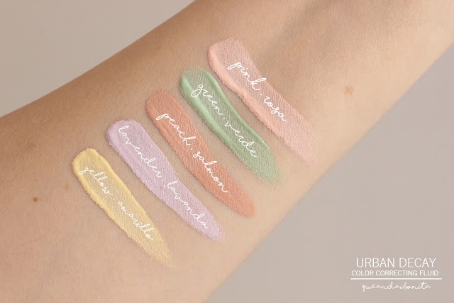 Correctores de Colores Urban Decay