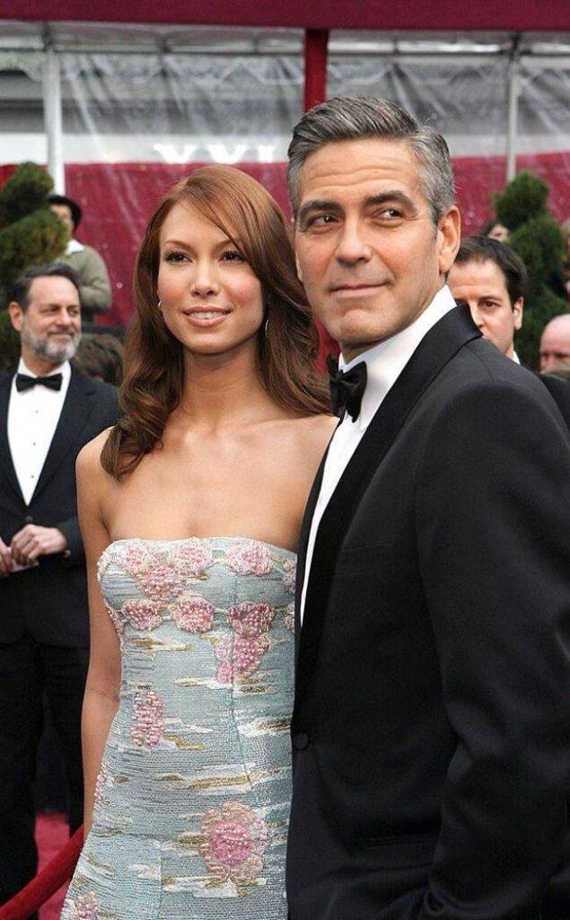 Las ex Novias de George Clooney