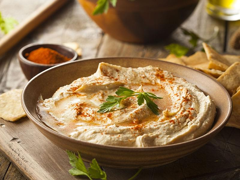 Hummus Beneficios