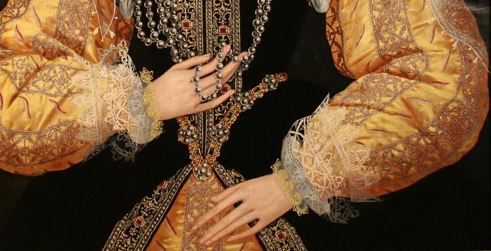 Las Manos de Isabel I