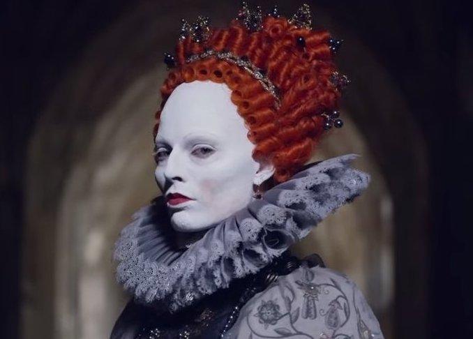Maquillaje Tudor