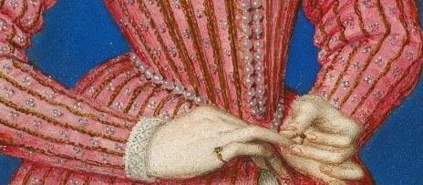 Las Manos de Maria Estuardo