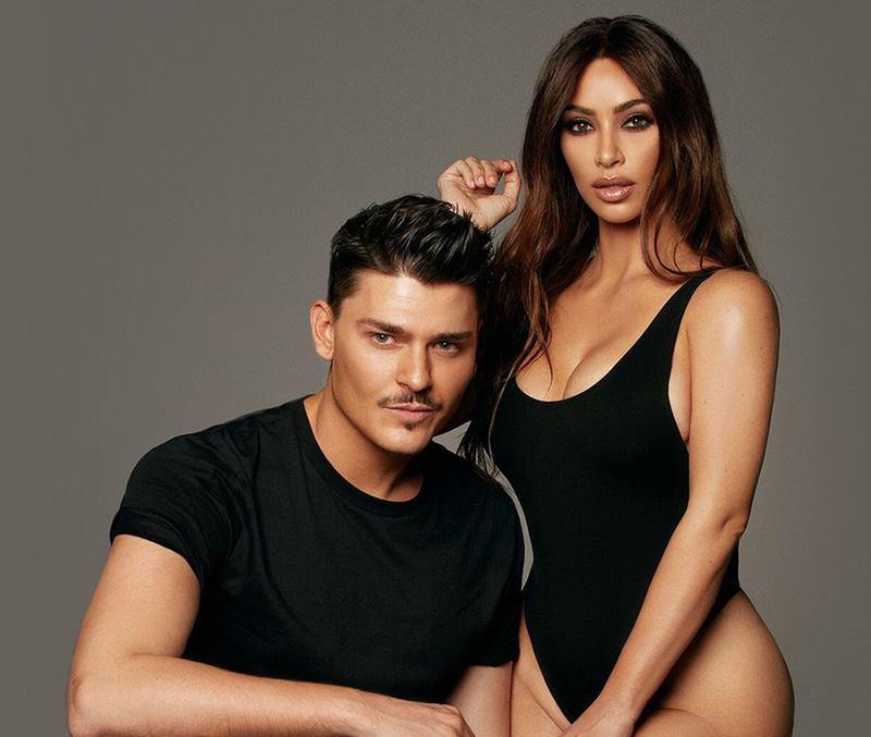 Mario, el Maquillador de Kim Kardashian