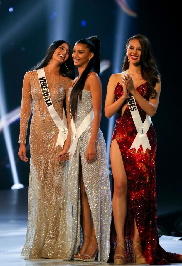 Finalistas de Miss Universo 2018
