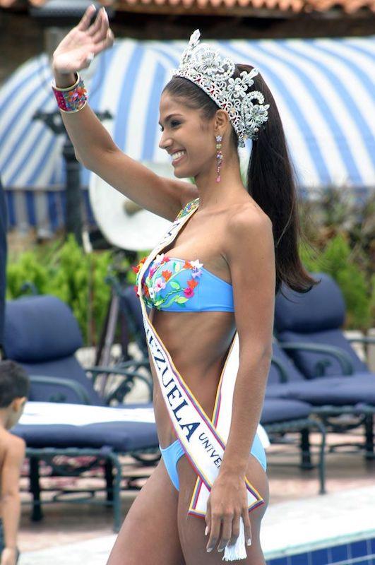 Así se Prepara una Miss Venezuela