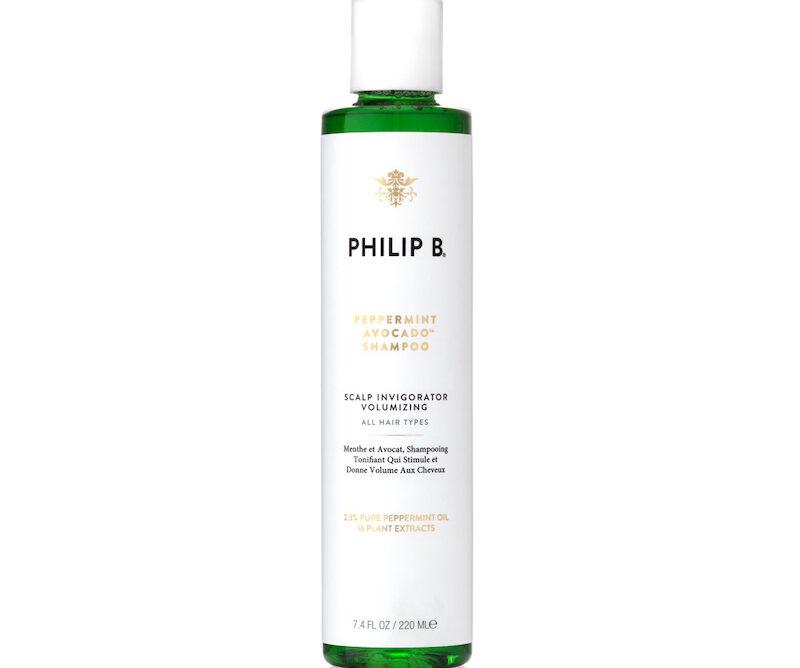 El Increíble Champú de Menta de Philip B