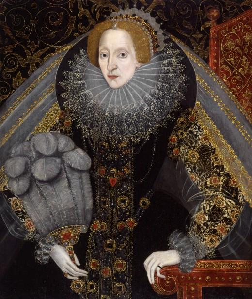 Así Vestía la Reina Isabel