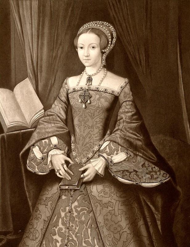 La Historia de la Reina Isabel I