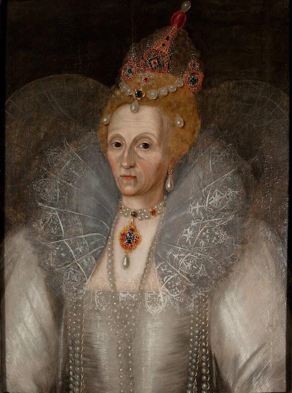 Retrato de Isabel I Tudor