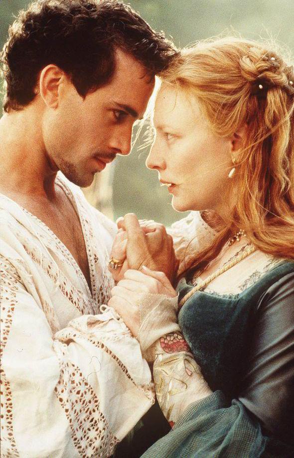El Gran Amor de la Reina Isabel I