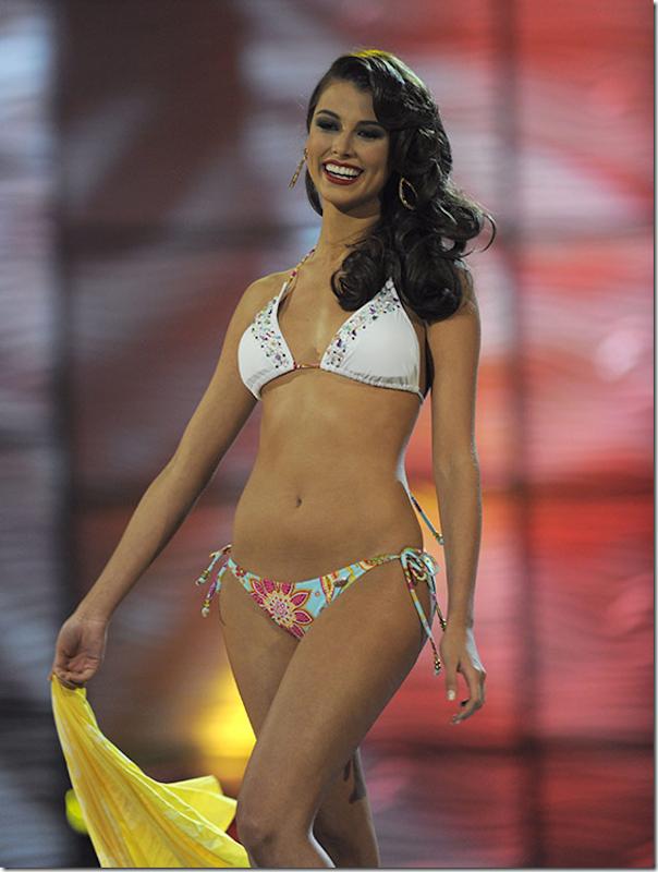 Stefania Fernandez, Miss Universo 2009
