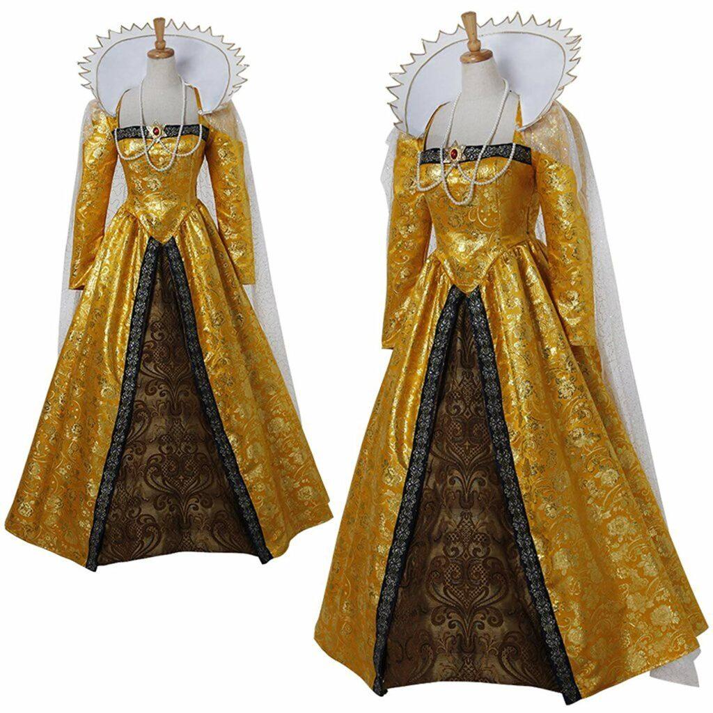 Los Vestidos del Renacimiento