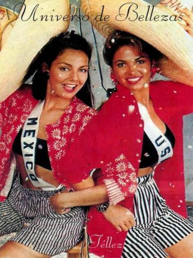 Adriana Abascal Miss Mexico