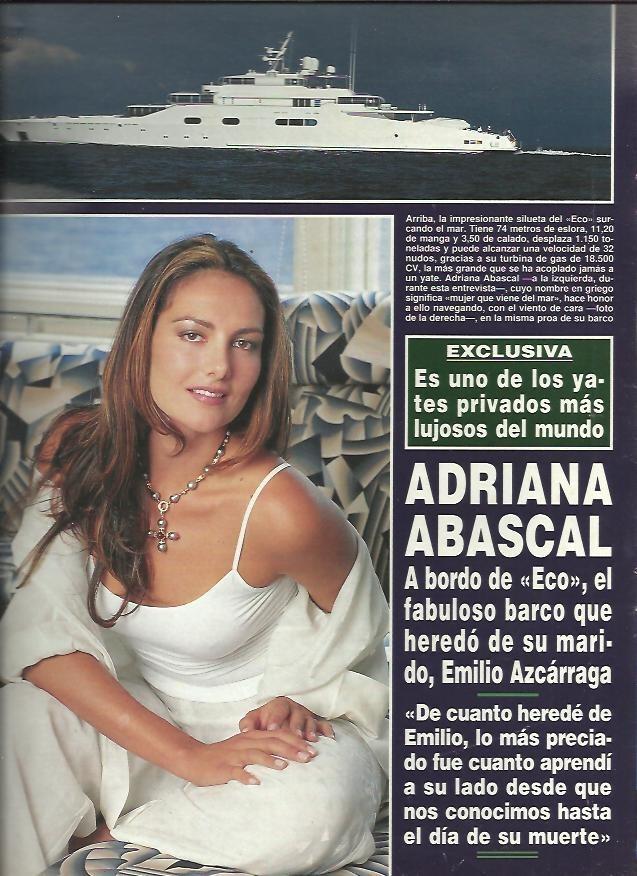 Adriana Abascal Operada