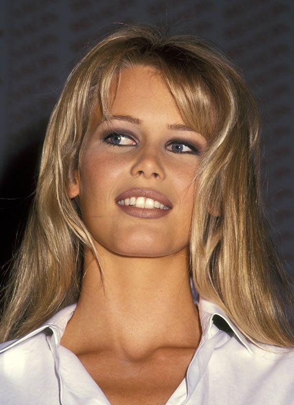 Claudia Schiffer Modelo