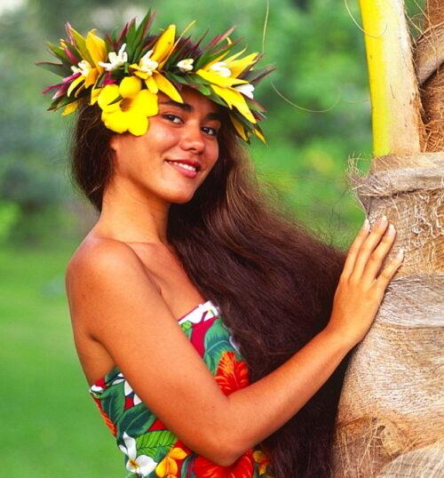 Cosméticos de Tahiti