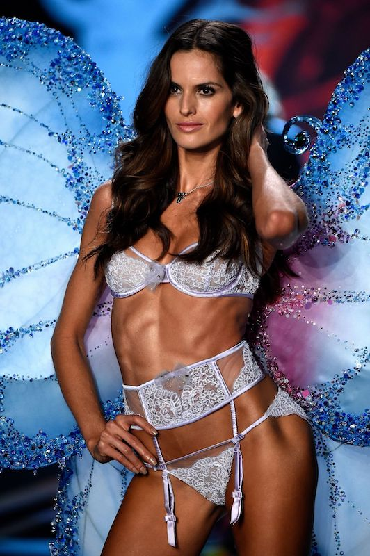 Izabel Goulart Victoria's Secret