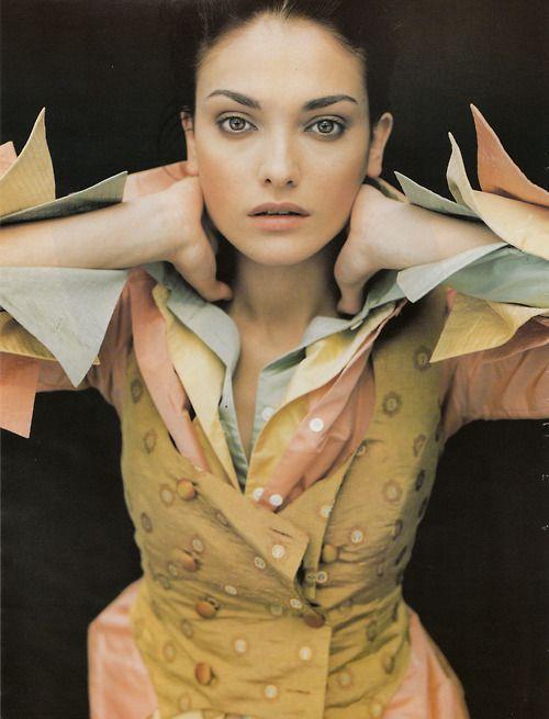 La Modelo Laura Ponte