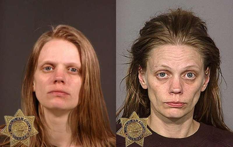 Las Caras de la Metanfetamina