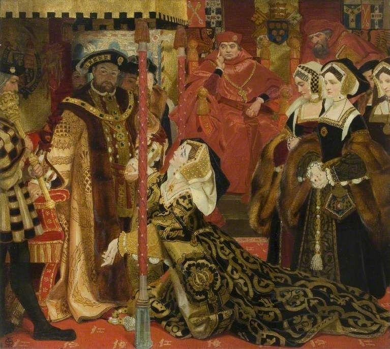 Catalina de Aragon Hijos