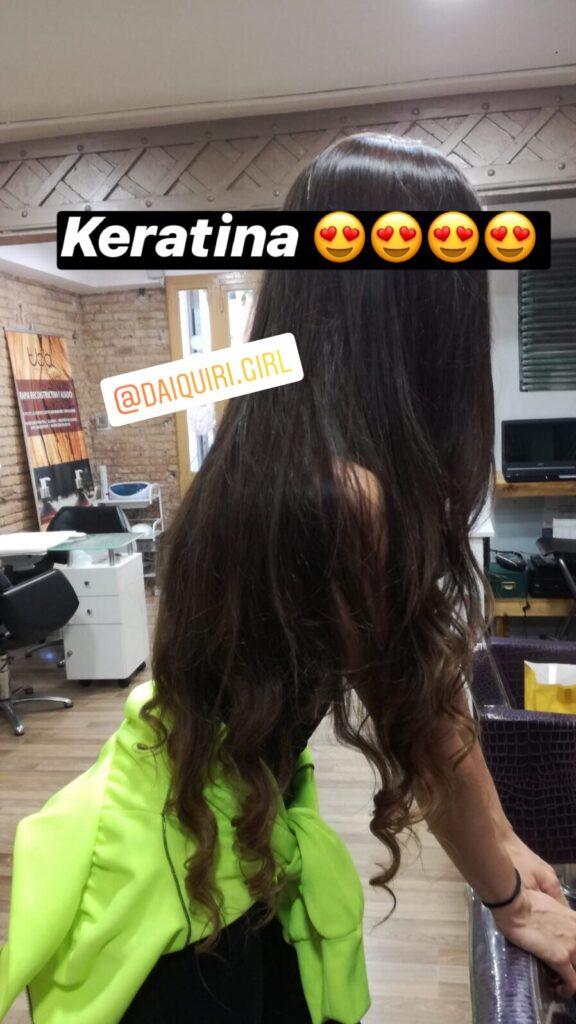Mi experiencia con la Keratina