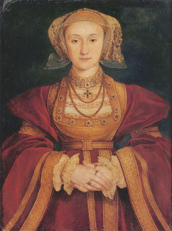 Ana de Cleves Olia Mal