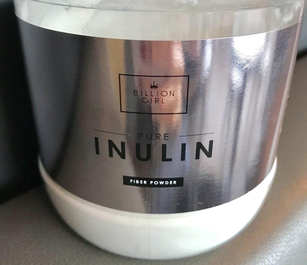 Pure Inulin Inulina