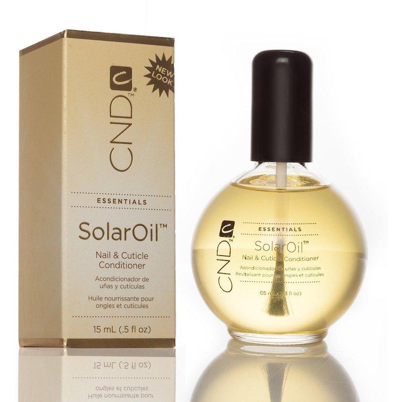 Solar Oil Shellac