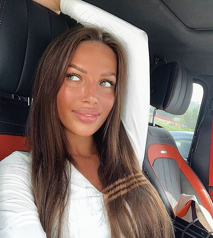 Russian Instagram Girls