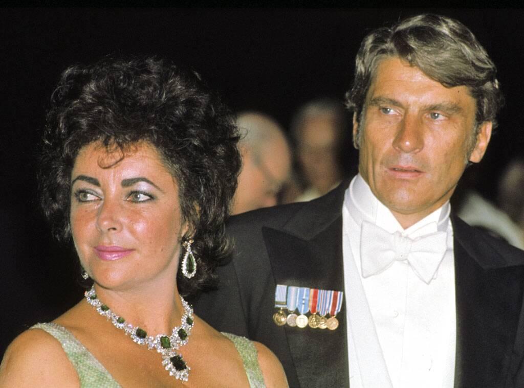 Elizabeth Taylor y John Warner