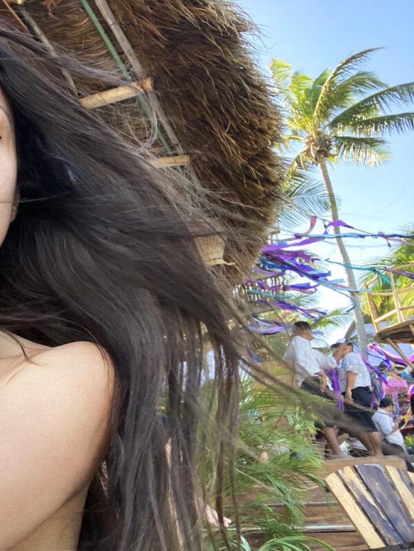 Pelo Keratina Playa