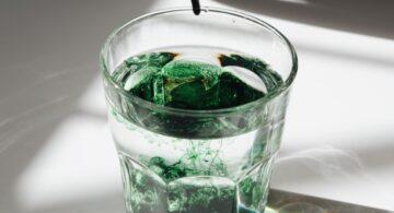 Beber Clorofila Líquida, un Hábito Lujoso