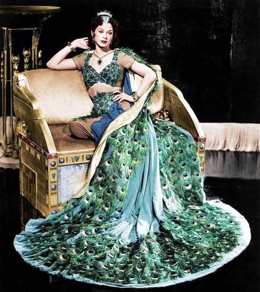 Hedy Lamarr Vestido